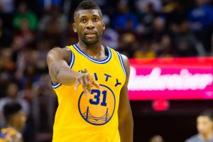 festus ezeli knee surgery injury golden state warriors